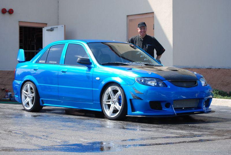 Captdanno S 2003 Mazdaspeed Protege