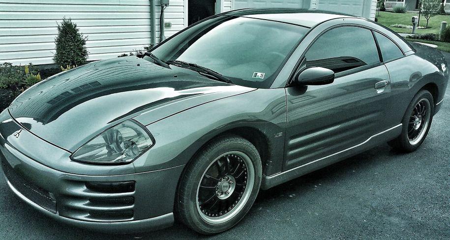 comp5's 2002 Mitsubishi Eclipse GT